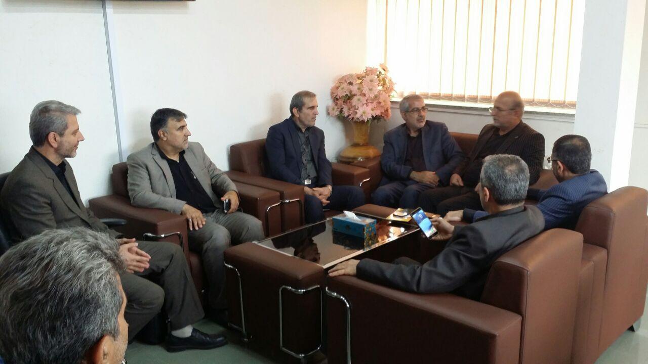 به منظور بررسی وضعیت آبرسانی و اجرای طرحهای فاضلاب در سطح مازندران: